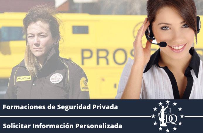 Estudiar Seguridad Privada