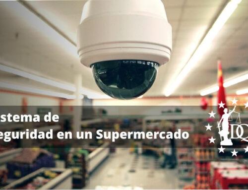 Sistema de Seguridad en un Supermercado   Estudiar Seguridad Privada